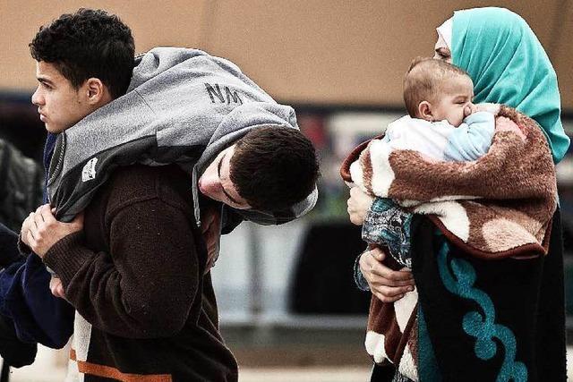 50.000 Menschen fliehen aus Aleppo