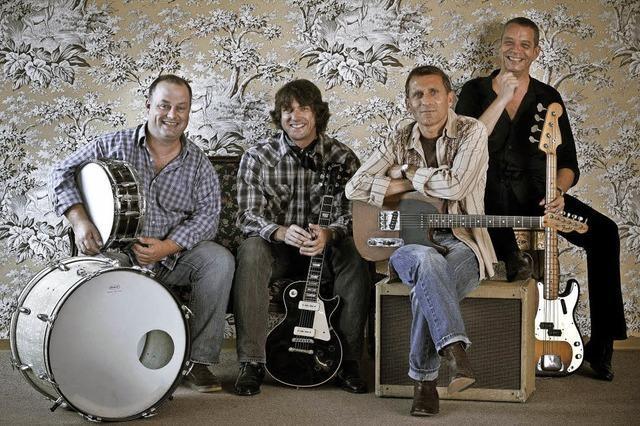 Country Rock und Blues im Café Verkehrt in Murg-Oberhof