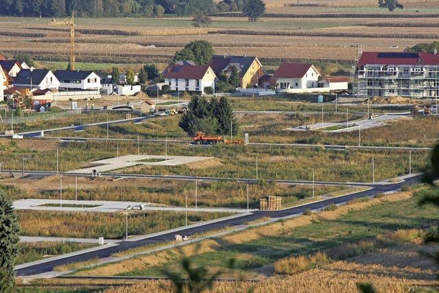 Bauboom im Osten der Stadt