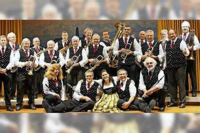Bötzberg-Musikanten in Höchenschwand