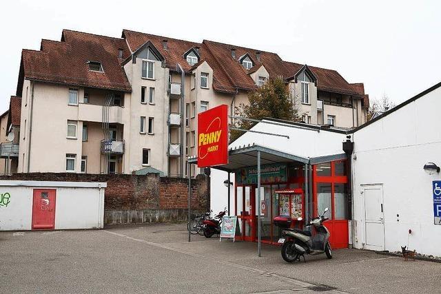 Penny-Markt an der Lahrer Friedhofstraße kann neu gebaut werden
