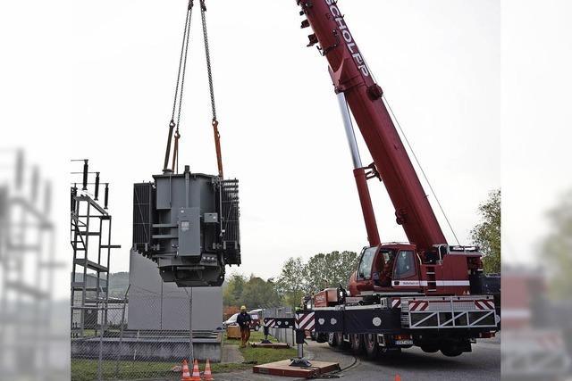 Neuer Transformator soll Kohlendioxid einsparen