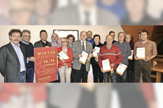 Werbegemeinschaft will mehr Kaufkraft ins Zentrum von Waldkirch haben