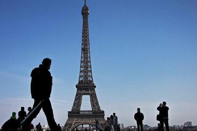 Euro-Airport: Paris-Flüge werden zur Spezialität