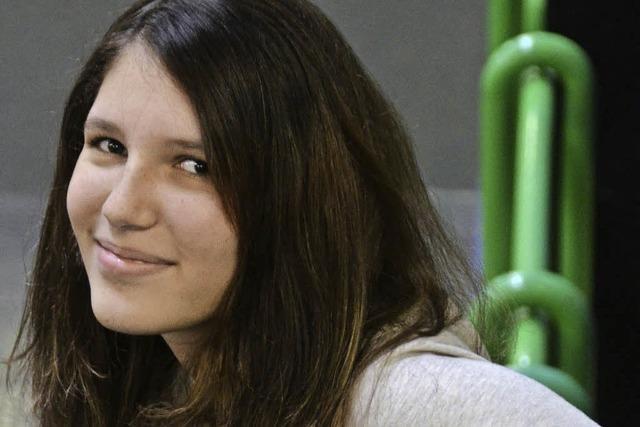 Nach einem Jahr in Deutschland: Syrerin besucht Gymnasium