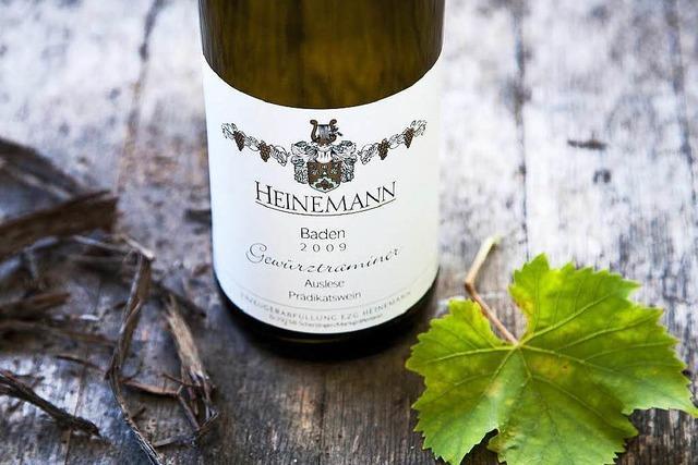Das Weingut Heinemann gelangt mit Perfektionismus an die Spitze
