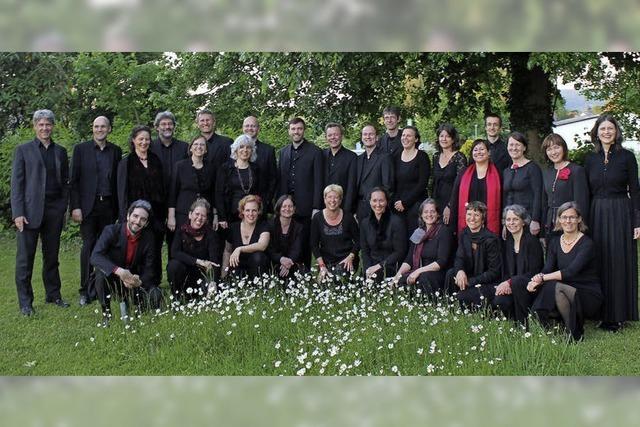 John Sheppard Ensemble in Kenzingen