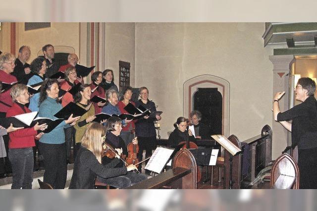 Musikprojekt Geistliche Musik in Emmendingen