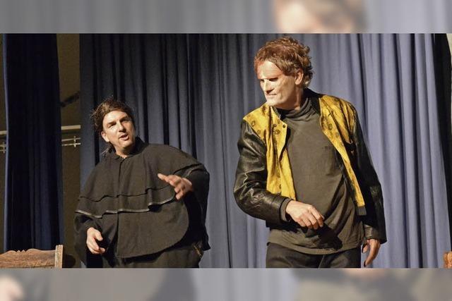 Faust als gelungener Einstieg in die Theaterwelt