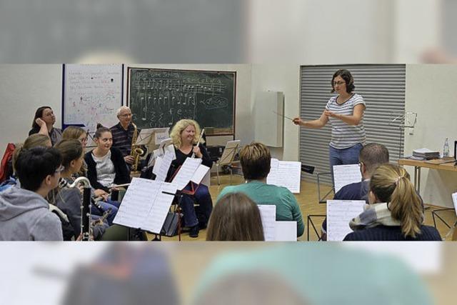 Friederike Rilling ist neue Dirigentin