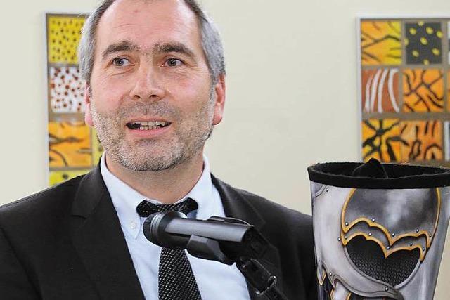 Amtseinführung von Rektor Stefan Royl