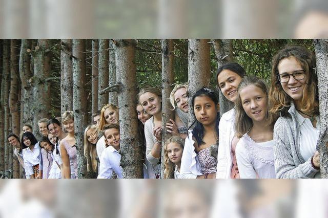 Konzert mit der Jugendkantorei der Christuskirche in Bötzingen und Freiburg