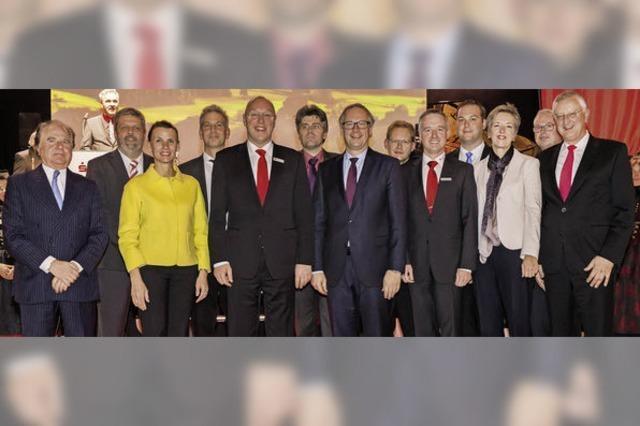 Sparkasse Bonndorf-Stühlingen feiert 250. Geburtstag - zweitälteste Sparkasse im Land