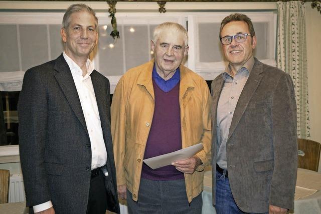 Treue Mitglieder der CDU geehrt