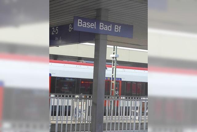 Zugausfälle rund um Basel