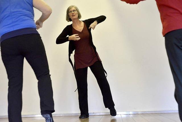 Tanzen gegen Krankheit und Schmerz