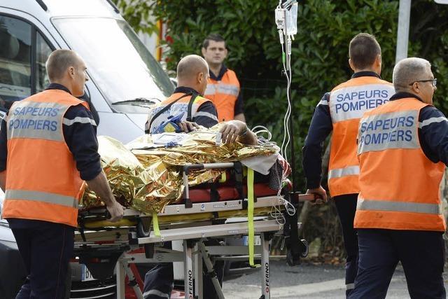 Horror-Crash erschüttert Frankreich