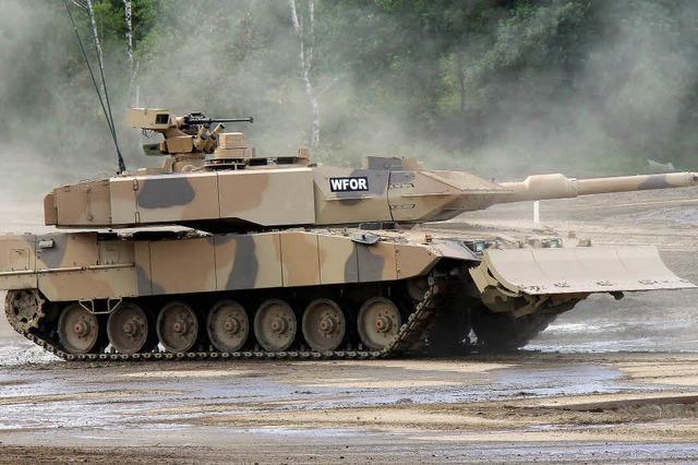 Kampfpanzer für Katar trotz Bedenken Gabriels