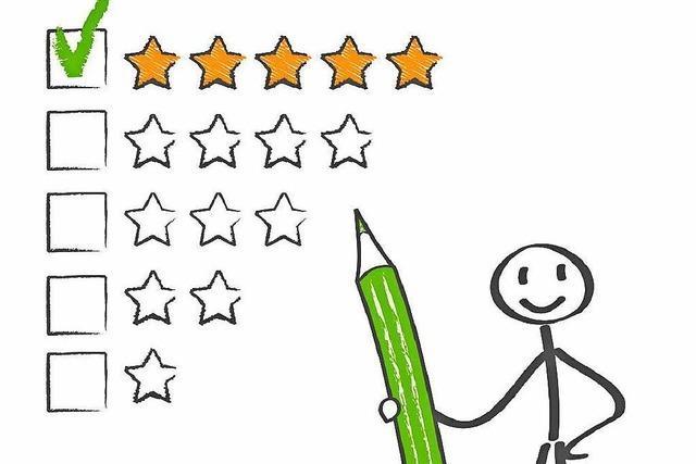 Ist Bewertungsportalen im Internet zu trauen?