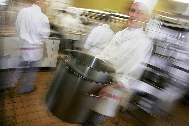 Hartes Arbeitsklima: Südbaden gehen die Köche aus