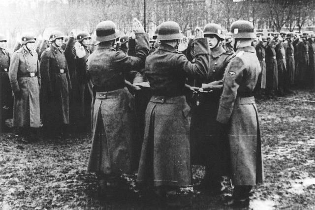 Geerbte Schuld: Wenn der Onkel ein NS-Massaker verübt hat
