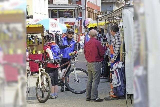 Jahrmarkt in Titisee-Neustadt
