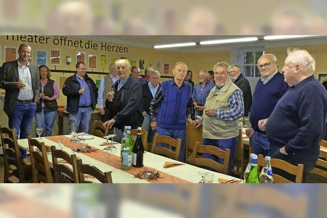 Treffen ehemaliger Kommunalpolitiker