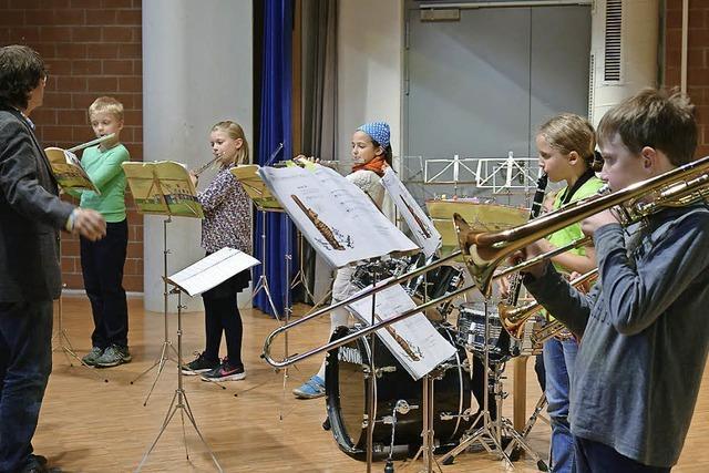 Eine musikalische Kooperation mit Ausstrahlung