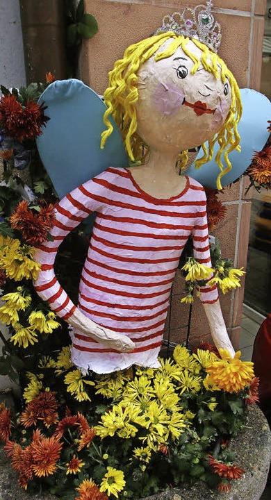 Sonntag ist der Tag für die Kinder auf der Chrysanthema.     Foto: H. Fössel