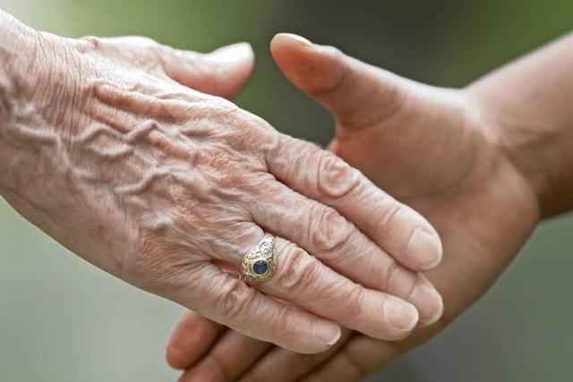 Hand in Hand in die Zukunft