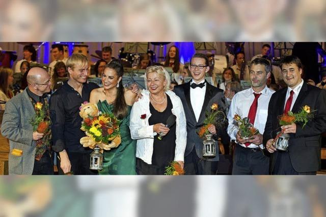 Ein Abend mit lauter Gewinnern