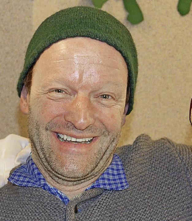 Kabarettist Martin Wangler   | Foto: STellmach/John