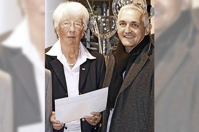 CDU verabschiedet Hildegard Papke