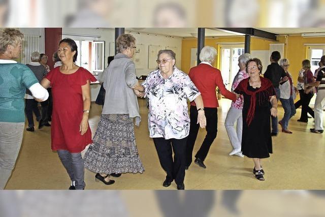 Tanzkreis im Roten Haus besteht schon seit zehn Jahren