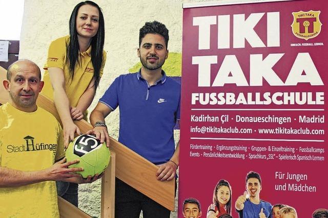 Jugendarbeit mit Kick