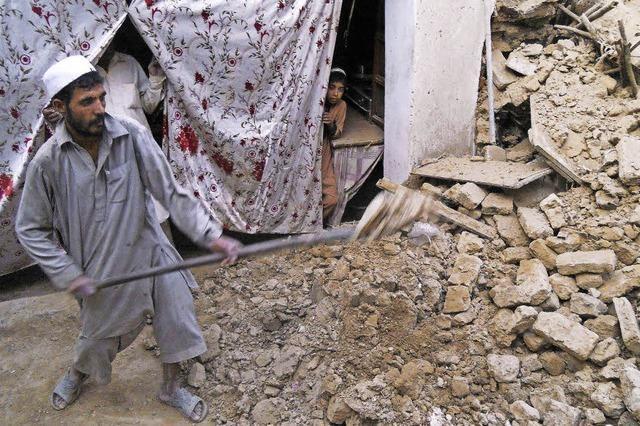 Todesangst in den afghanischen Bergen