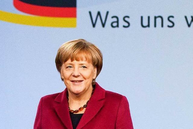 Noch mehr Flüchtlinge – Merkel aber zuversichtlich