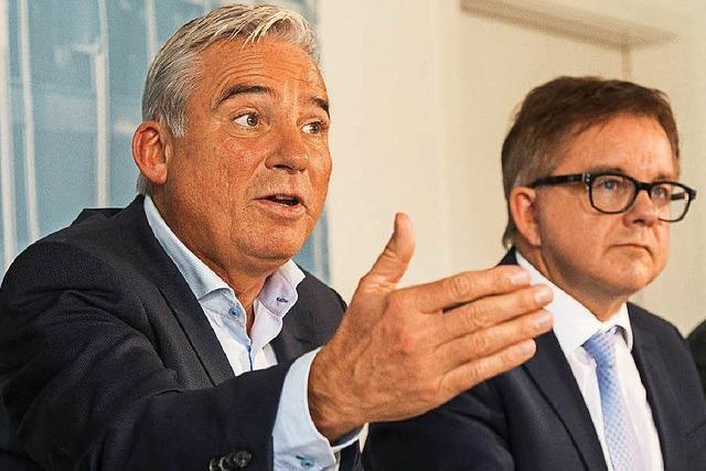 Wolf und Strobl: CDU behält die Doppelspitze bei