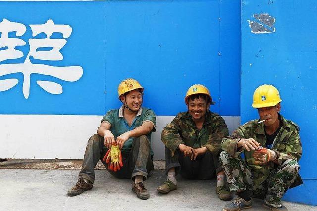China stellt die Weichen für die kommenden fünf Jahre