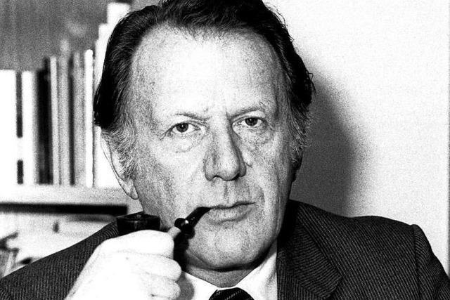 Helmut Engler: Trauer um einen Gentleman der Politik