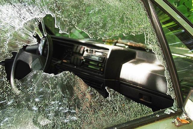 Autoaufbrecher in Hohberg, Zunsweier und Elgersweier
