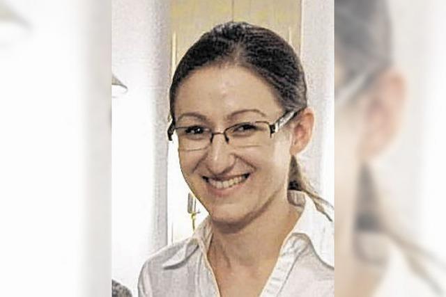 Regina Keite, Beratungsstelle Courage, in Höchenschwand