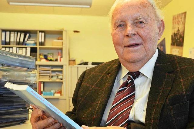 Der ehemalige Politiker Louis Jung ist tot