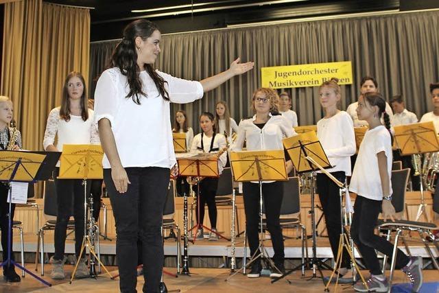 Beide Nachwuchsorchester verschmelzen