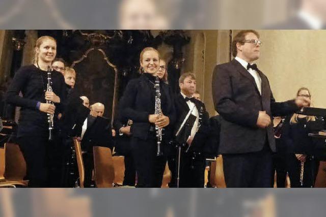 Stadtmusik bietet ungewöhnliches Hörerlebnis und große Klangfülle