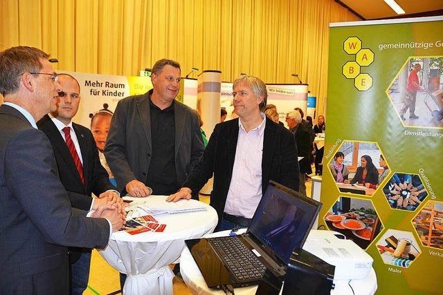 Über 1000 Schüler werden zur Jobstartbörse in Waldkirch erwartet