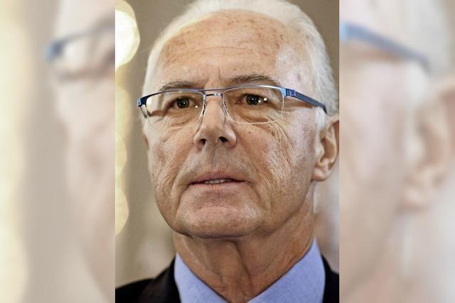 Franz Beckenbauer könnten die Alleingänge zum Verhängnis werden