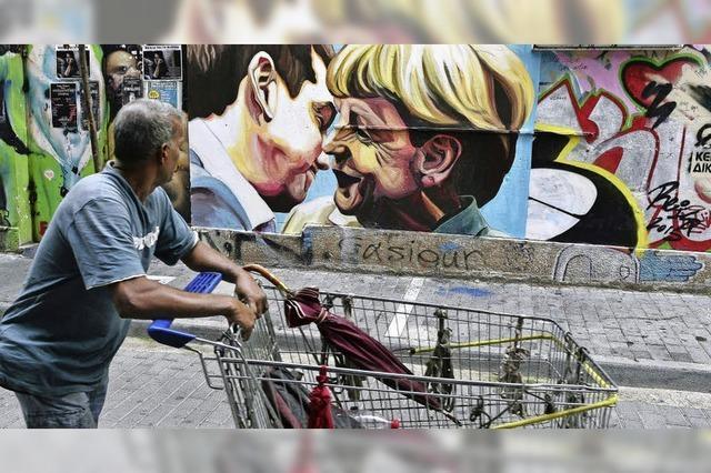 Griechenland bleibt mit Reformen im Rückstand - Geldgeber halten Kreditttranche zurück