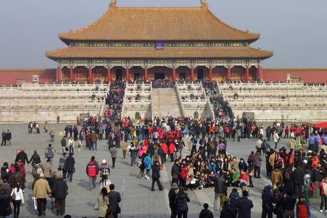 Reisegruppe vergisst 73-Jährigen in Peking - er läuft 130 Kilometer zu Fuß heim
