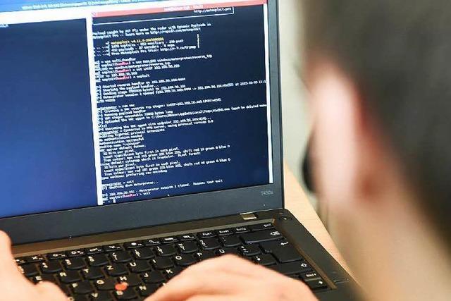 Freiburger Rathaus-Computer wehren täglich verdächtige Datenpakete ab